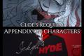 Cloé's Requiem (1st part) - Appendix: Multidimensional Characters