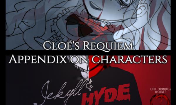 Cloé's Requiem (1st part) – Appendix: Multidimensional Characters